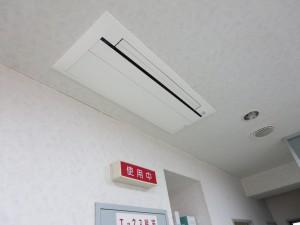業務用エアコン入れ替え工事